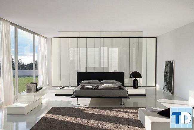 Phòng ngủ con trai đơn giản mà tinh tế