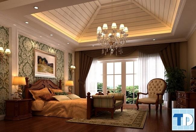 Thiết kế phòng ngủ thông thoáng theo phong thủy