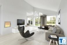 Thiết kế nội thất chung cư mini đẹp tiện nghi -  nhà anh Huy Mỹ Đình Plaza