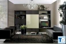 Đẳng cấp cùng thiết kế nội thất căn hộ Kim Văn Kim Lũ - nhà chị Thủy
