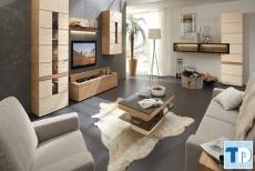Thiết kế căn hộ chung cư Indochina Plaza tinh tế thanh lịch - nhà chị My