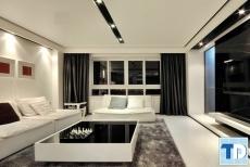 Thiết kế căn hộ Star City Lê Văn Lương nhà chị Diệp đẹp ấn tượng độc đáo