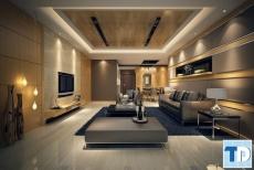 Mẫu thiết kế chung cư Capital Garden 102 Trường Chinh - nhà anh Linh