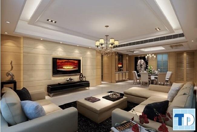Thiết kế căn hộ complex Tràng An