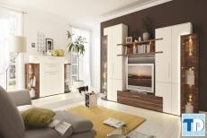 Mẫu thiết kế căn hộ Ciputra đẹp nhẹ nhàng trẻ trung -  nhà anh Khánh