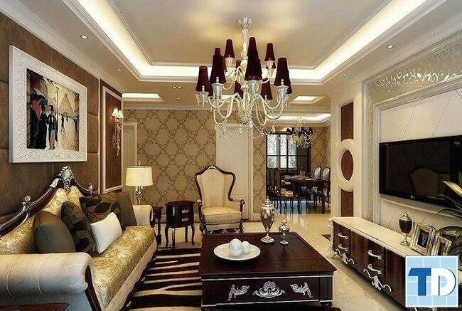 Thiết kế căn hộ chung cư Gelexia Riverside 885 Tam Trinh - nhà anh Huy