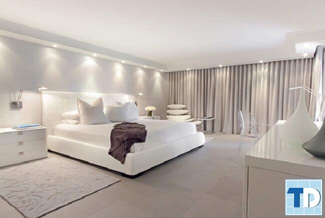 Phòng ngủ master sang trọng đẳng cấp