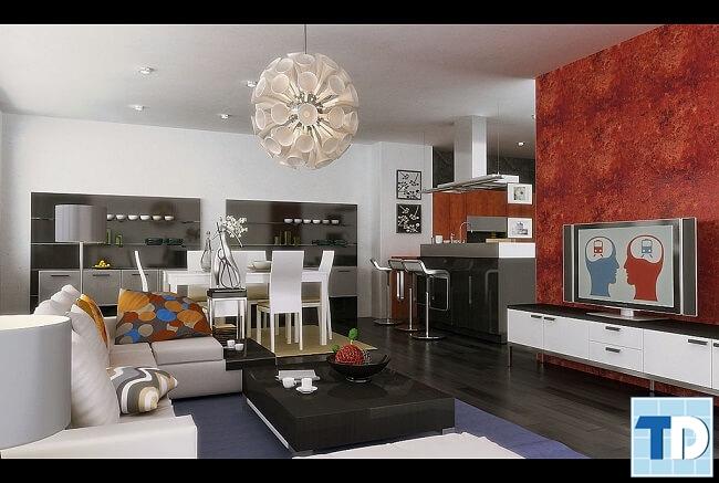 Căn hộ chung cư Imperial Plaza 360 Giải Phóng