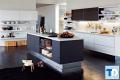 Thiết kế nội thất không gian bếp ấm cúng dành cho gia đình hiện đại