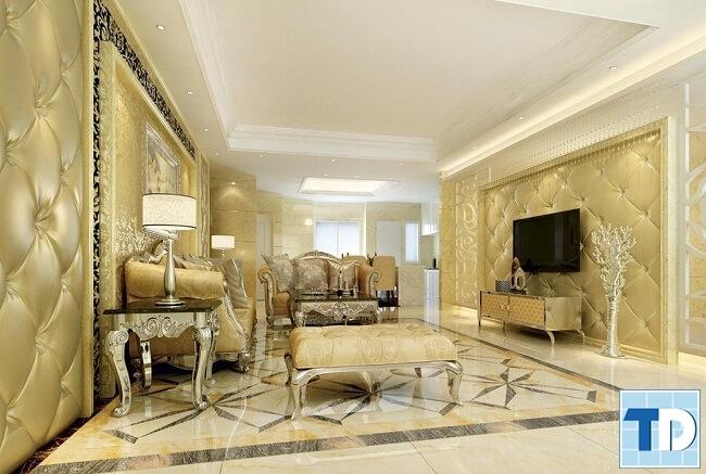 Phòng khách căn hộ Kengnam