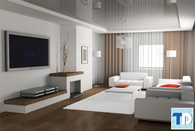 Thiết kế nội thất căn hộ sang trọng hiện đại