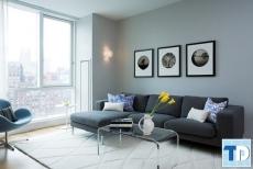 Nội thất căn hộ Golden Palace ấn tượng với thiết kế tinh tế - nhà cô Dung