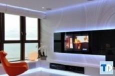 Mẫu thiết kế căn hộ Riverside Garden cao cấp 100m2 - nhà chị Thúy
