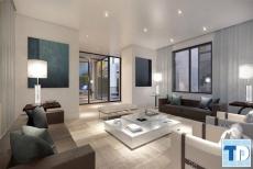 Thiết kế nội thất căn hộ chung cư Ruby Towers - nhà anh Tân