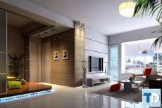 Thiết kế nội thất chung cư Capital Garden 102 Trường Chinh - nhà anh Hà