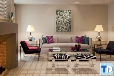Thiết kế nội thất căn hộ chung cư Hateco Plaza - nhà anh Hiếu