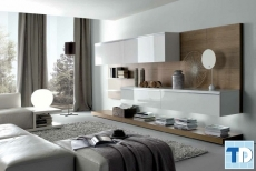 Căn hộ chung cư Star City tối giản với thiết kế hiện đại - nhà chị My