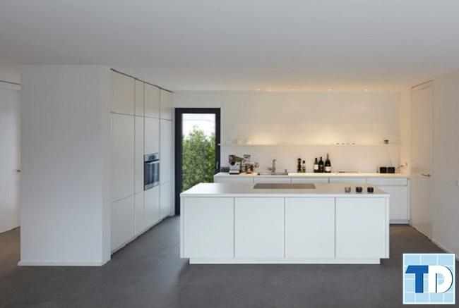 Phòng bếp tiện nghi đầy đủ công năng