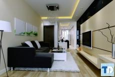 Thiết kế nội thất căn hộ chung cư Home City Trung Kính - nhà chị Mai