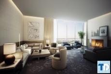 Thiết kế nội thất chung cư Vinhomes Sky Lake - nhà anh Sơn
