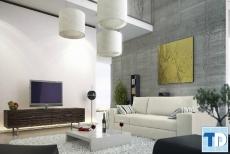 Thiết kế nội thất căn hộ chung cư Eco Green City Nguyễn Xiển - nhà chị Ly