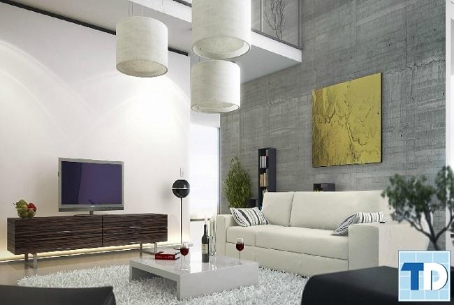 Thiết kế căn hộ Eco Green City hiện đại