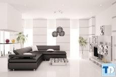 Thiết kế nội thất chung cư FLC Phạm Hùng - nhà anh Dũng
