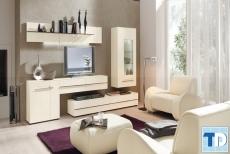 Thiết kế nội thất chung cư CT4 - Vimeco trẻ trung hiện đại - nhà chị Trang