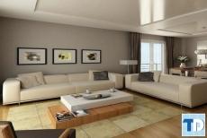 Thiết kế nội thất chung cư Mulberry Lane phong cách hiện đại - nhà chị Hằng