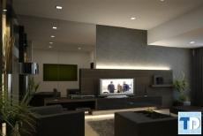 Thiết kế nội thất chung cư Times Tower Lê Văn Lương - nhà chị Thoa