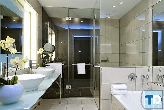 Phòng tắm đẹp cao cấp