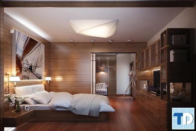 Phòng ngủ của ông bà