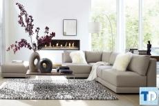 Thiết kế nội thất căn hộ Gamuda Garden ấn tượng - nhà anh Linh
