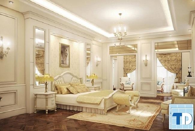 Phòng ngủ con gái lớn