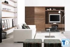 Mẫu thiết kế nội thất căn hộ chung cư Star City - nhà chị Lan Anh