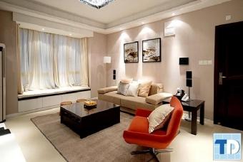 Thiết kế nội thất căn hộ chung cư FLC 18 Phạm Hùng - nhà chị Dương