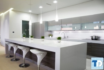Xu hướng các kiểu nội thất nhà bếp đẹp giá rẻ ưa chuộng nhất hiện nay