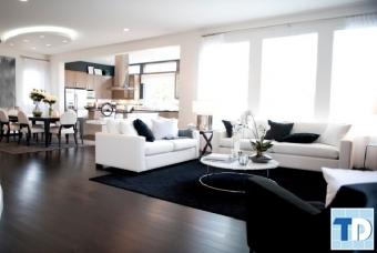 Thiết kế nội thất chung cư Đồng Phát Park View Hoàng Mai - nhà chị Hường