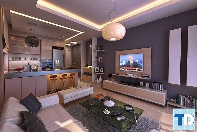 Nội thất nhà đẹp hiện đại