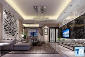 Bí quyết trang trí nội thất đẹp hiện đại với chi phí tiết kiệm