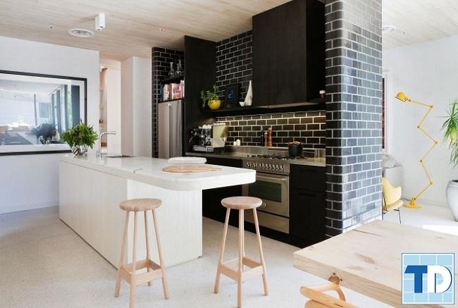 Thiết kế bếp hiện đại