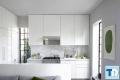 Các mẫu thiết kế nội thất bếp đẹp tiện nghi hiện đại chị em mơ ước