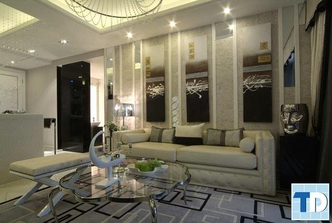 Thiết kế nội thất tinh tế