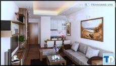 Thiết kế nội thất chung cư cao cấp N202 Gamuda Gardens - nhà anh Phú