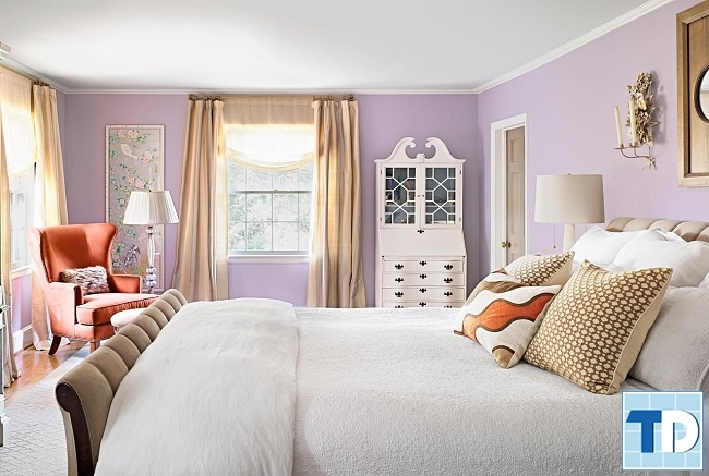 Nội thất phòng ngủ đẹp tinh tế