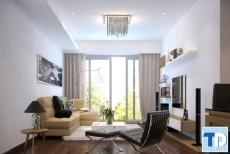 Thiết kế nội thất chung cư Gamuda Gardens 80m2 - nhà anh Thái