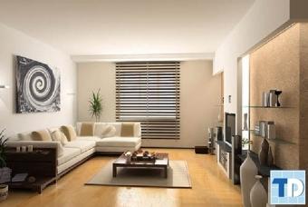 Thiết kế nội thất căn hộ Imperial Plaza 360 Giải Phóng - nhà chị Trà