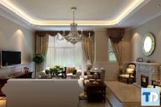 Thiết kế nội thất căn hộ Mipec Riverside tân cổ điển - Nhà cô Sang