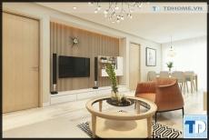 Thiết kế nội thất chung cư cao cấp Tràng An Complex - Anh Đỉnh